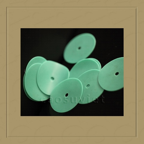 Suction cup for offset printing